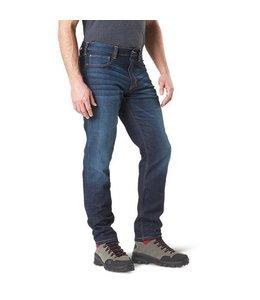 5.11 Tactical Jeans Defender-Flex Slim Dark Wash Indigo