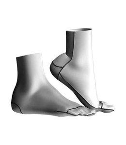 Levelfour Operators Anti-Blister Socks by Armaskin, long version