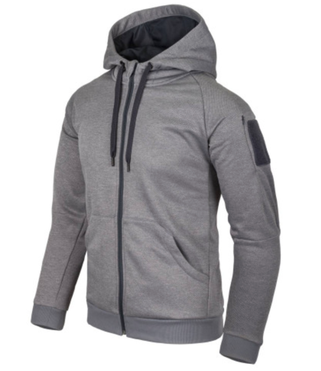 Helikon-Tex Urban tactical Hoodie Black-Grey