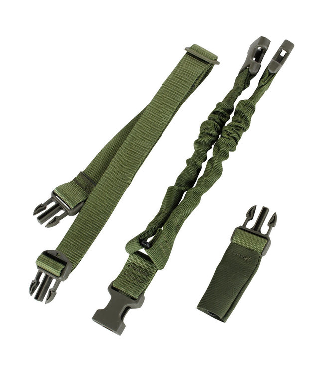 Condor Cobra One Point Bungee Sling (OD Green)