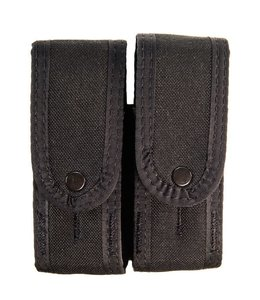HIGH SPEED GEAR INC. (HSGI) Duty Double Pistol TACO Covered U-MOUNT (Black)