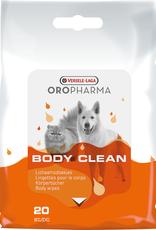 Versele - Laga: Oropharma Body Clean Doekjes 20 stuks/pak