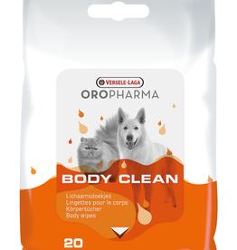 Versele - Laga: Oropharma Body Clean Doekjes