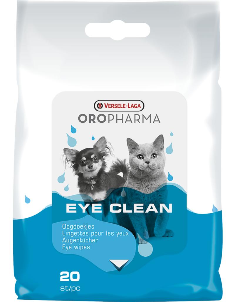 Versele - Laga: Oropharma Eye Clean Doekjes 20 stuks/pak