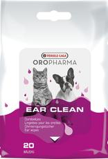 Versele - Laga: Oropharma Ear Clean Doekjes 20 stuks/pak