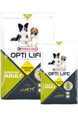 Versele - Laga: Opti Life Opti life aduOpti Life Adult Medium Chicken Rice