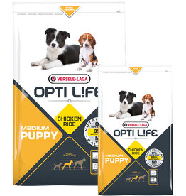 Versele - Laga: Opti Life Opti Life Puppy Medium