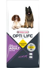 Versele - Laga: Opti Life Opti Life Adult Active All Breeds