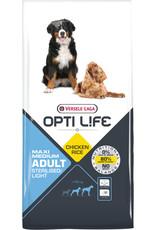 Versele - Laga: Opti Life Opti Life Adult Sterilised/Light