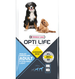 Versele - Laga: Opti Life Opti Life Adult Sterilised/Light