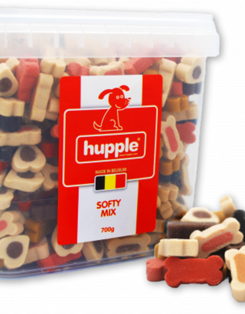 Hupple Hupple Softy Mix hondensnoepjes