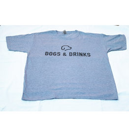 Dogs & Drinks T-shirt