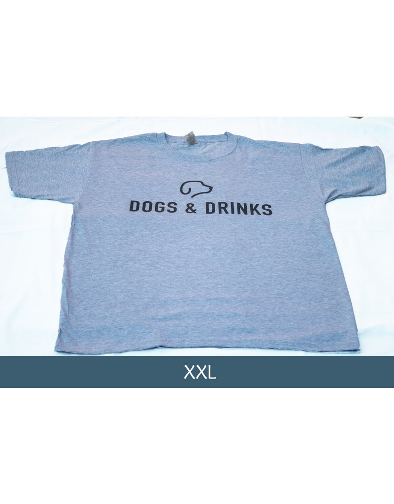 Dogs & Drinks T-Shirt Dogs & Drinks