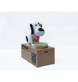 Dogs & Drinks Spaarpot met bewegende hond