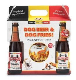 Snuffle Dog Beer & Dog Fries! - Gift Box