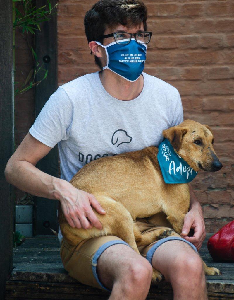 Dogs & Drinks Mondmasker
