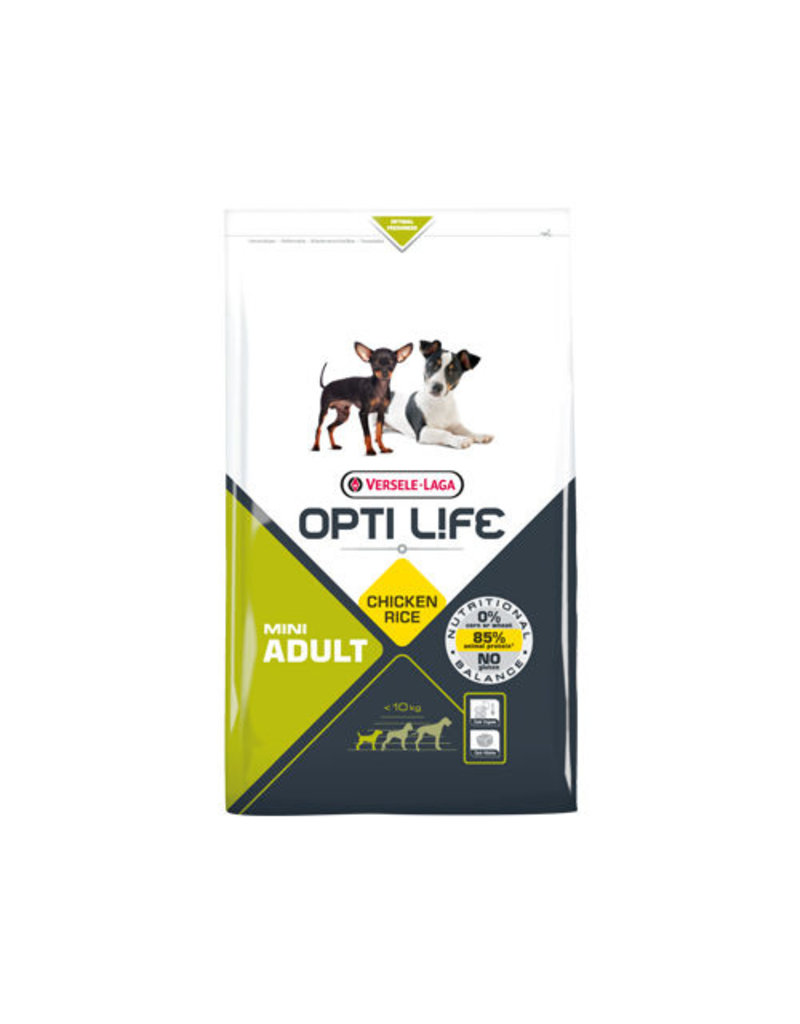Versele - Laga: Opti Life Opti Life Adult Mini Chicken Rice