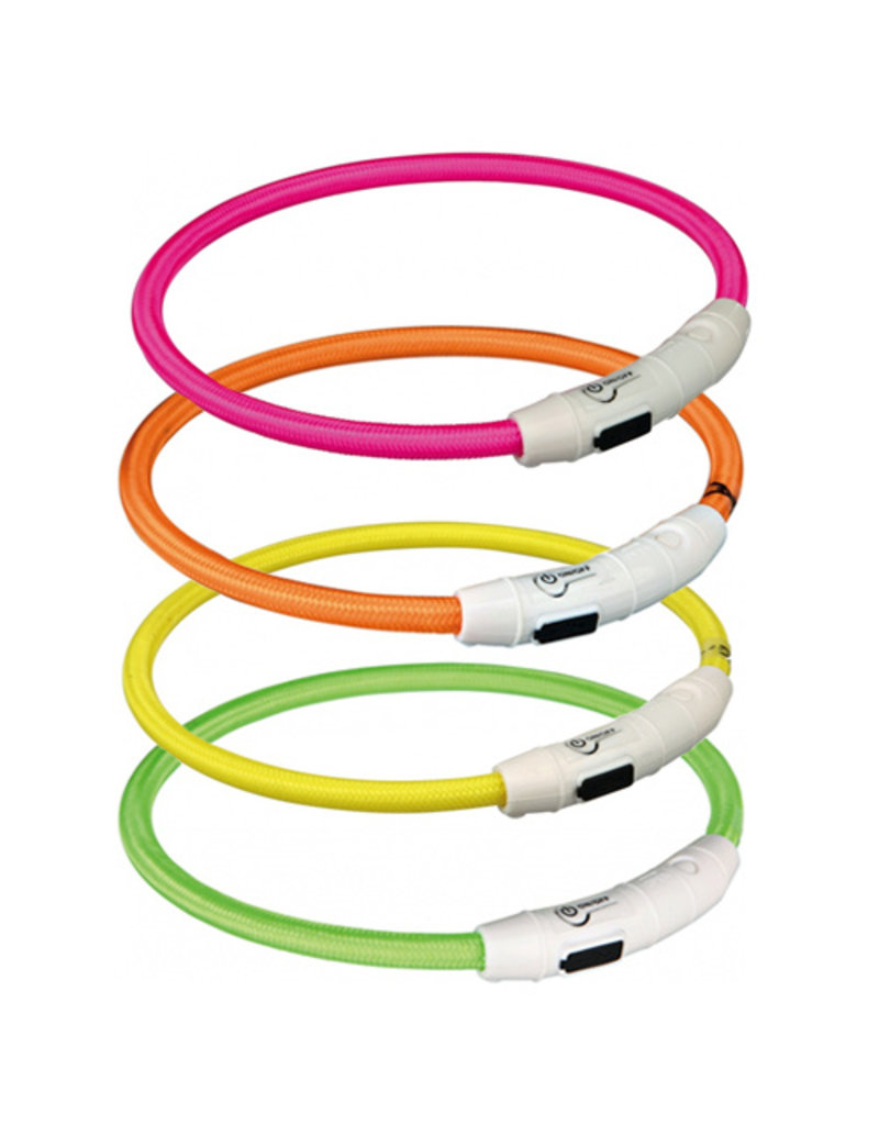 Kajos Lichtgevende halsband