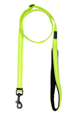 RukkaPets Neon Bliss Verstelbare Lijn / Riem