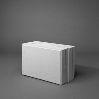 Kalkzandsteen vellingblok 29,7x15x19,8cm