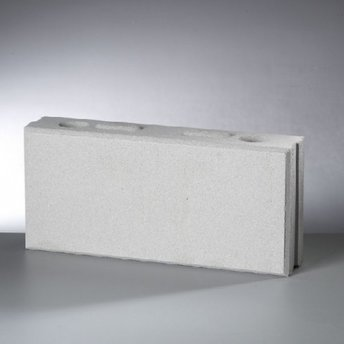 Kalkzandsteen vellingblok 43,7x10x19,8cm