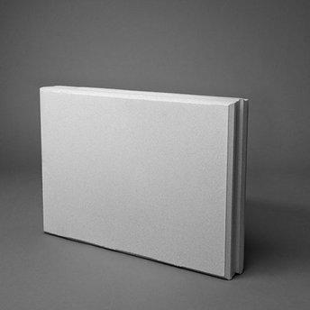 Kalkzandsteen vellingblok 43,7x6,9x29,8cm