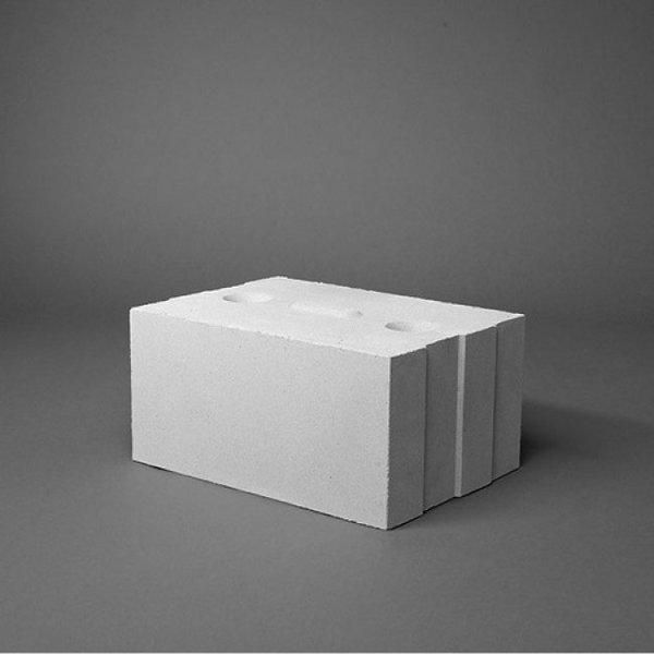 Kalkzandsteen lijmblok 29,7x21,4x9,8cm (€1,32)