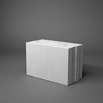 Kalkzandsteen lijmblok 29,7x15x19,8cm