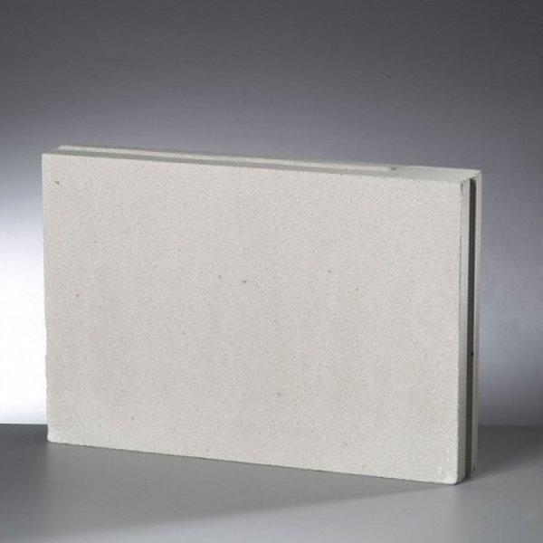 Kalkzandsteen lijmblok 43,7x6,9x29,8cm (€2,28)