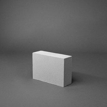 Kalkzandsteen metselsteen Dubbel Maasformaat 21,4x15x8,2cm
