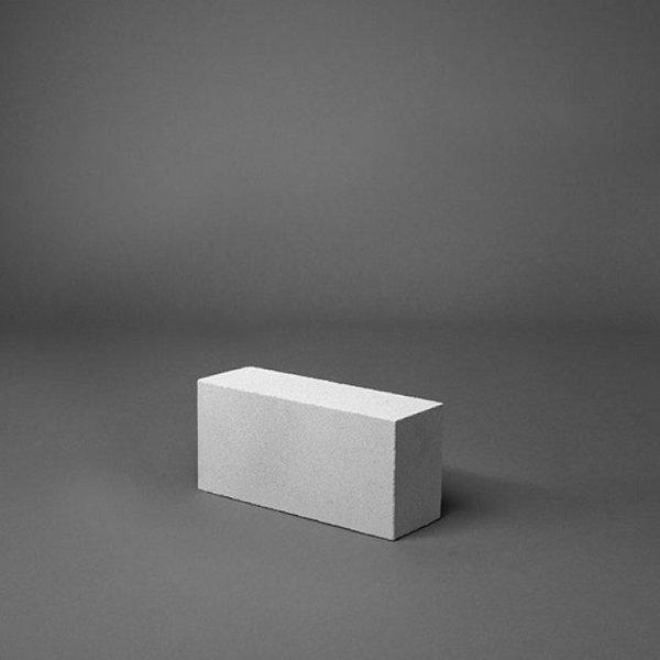 Kalkzandsteen metselsteen Amstelformaat 21,4x10,2x7,2cm (€0,30)