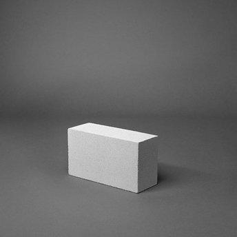 Kalkzandsteen metselsteen Maasformaat 21,4x10,2x8,2cm
