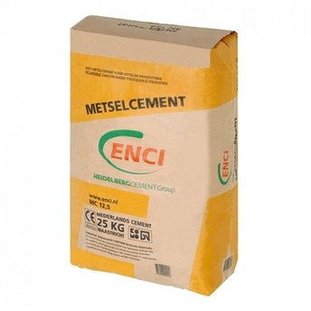 ENCI ENCI metselcement MC12,5 25kg