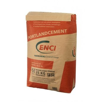 ENCI Portland cement CEM I 42.5 N 25kg
