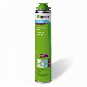 Illbruck steen- en houtlijm PU700 880ml