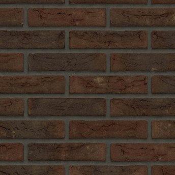 Waalformaat handvorm Aubergine metselstenen