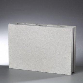 Kalkzandsteen lijmblok 43,7x10x29,8cm