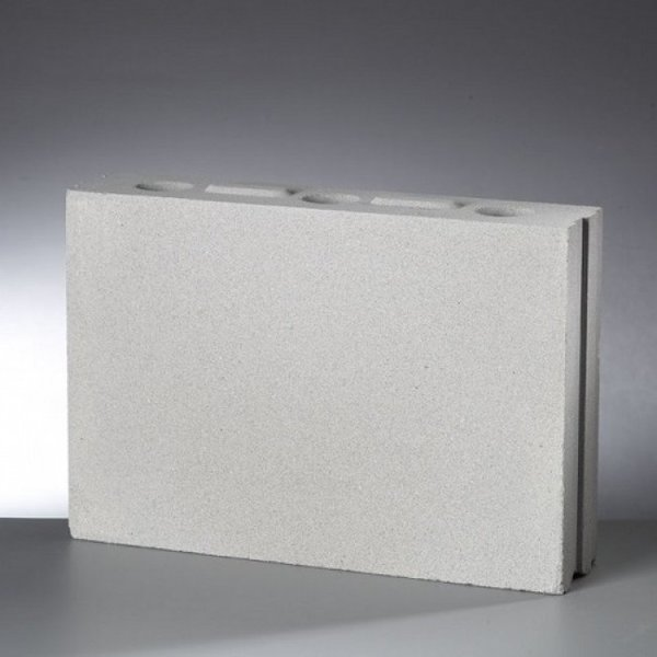 Kalkzandsteen lijmblok 43,7x10x29,8cm (€3,33)