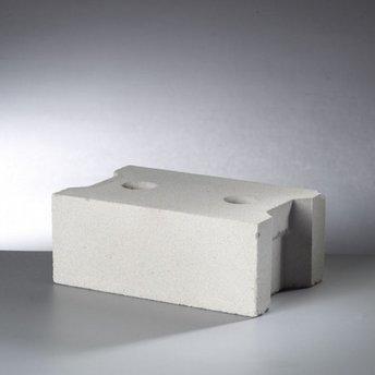 Kalkzandsteen metselblok 32,7x21,4x15,7cm
