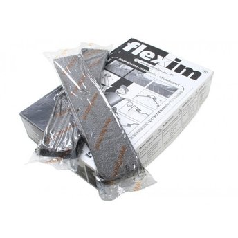 Flexim zwart grootverpakking (10 stuks)