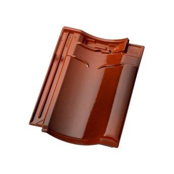Koramic VHV vario dakpan Rustiek Verglaasd 371 x 261 mm