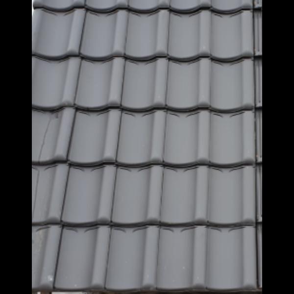 Koramic VHV vario dakpan Leikleur Mat engobe 371 x 261 mm