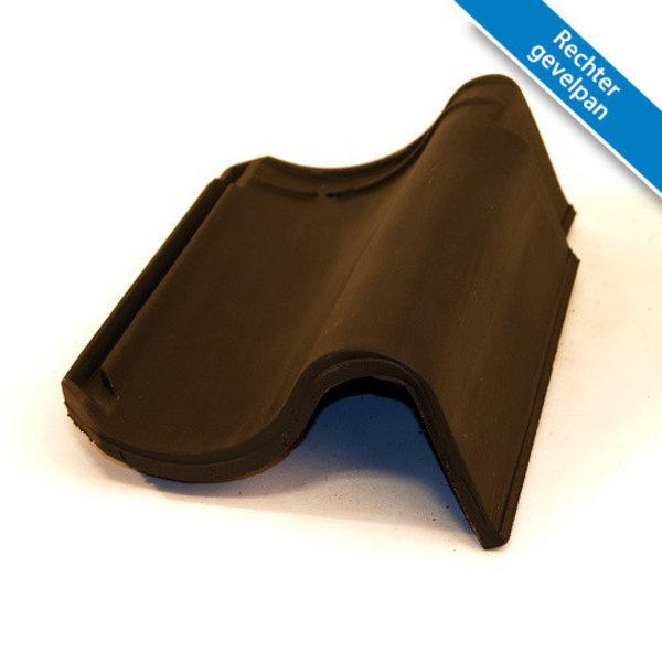 Koramic OVH dakpan Blauw Gesmoord 367 x 267 mm