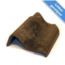 Koramic Oude Holle dakpan Blauw Gesmoord Vieilli 348 x 246 mm