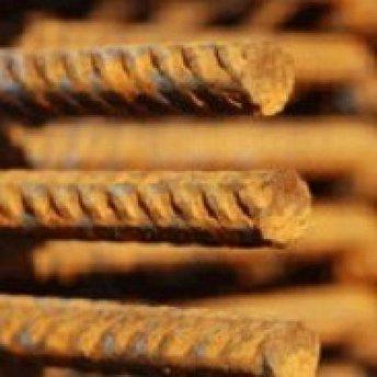 Bressers Metaal Betonstaven Rond (lengte 300cm)