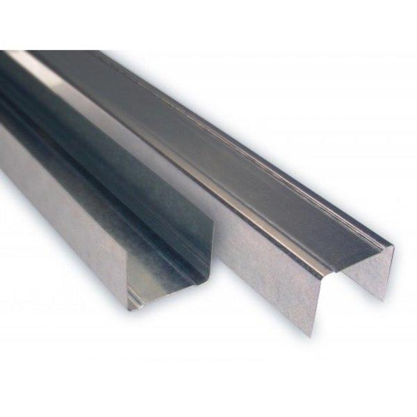 Metal Stud profiel U50 300cm