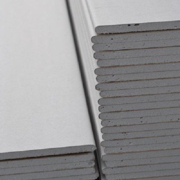 Gipsplaten Ronde Kant (9,5mm dik)