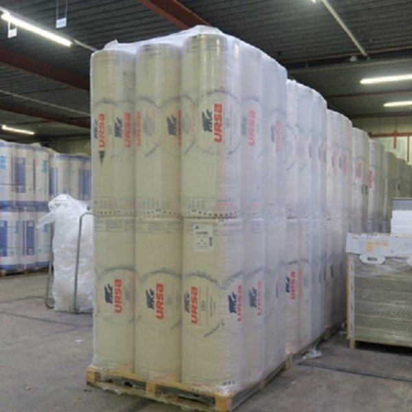 Glaswol isolatierollen 12000x1200x60mm (B-keus)