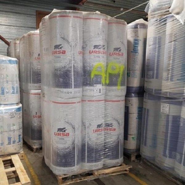 Glaswol isolatierollen 2600x1200x300mm (B-keus)
