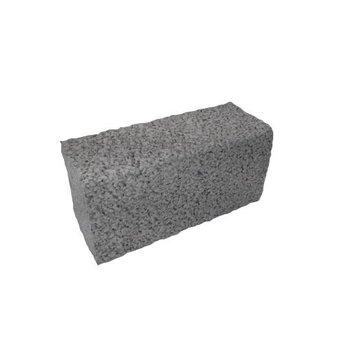 BIA Betongevelstenen Maasformaat Grijs Structuur 21x10x8,3cm